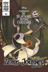 Disney Manga: The Nightmare Before Christmas Zero's Journey Issue #0 (Prologue) (Zero's Journey Comic series) Kindle Edition FREE at Amazon