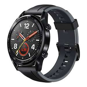 Huawei Watch GT Smartwatch - 2 Weeks Battery Life - Sleep Monitor (No Strava Sync) - £79.95 Sold by Red-Rock-UK and Fulfilled by Amazon