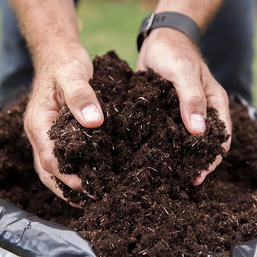 Compost Bundle 100L (40+40+20L) £7.99 delivered (use code) at Mail Shop