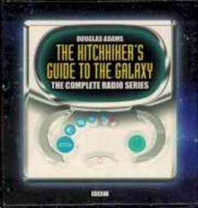 audio The Hitchhikers Guide To The Galaxy Omnibus free to stream and download @ Internetarchive