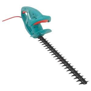Bosch AHS 480-16 48cm 450W 230V Corded Hedge Trimmer £39.99 + £5 delivery at Screwfix