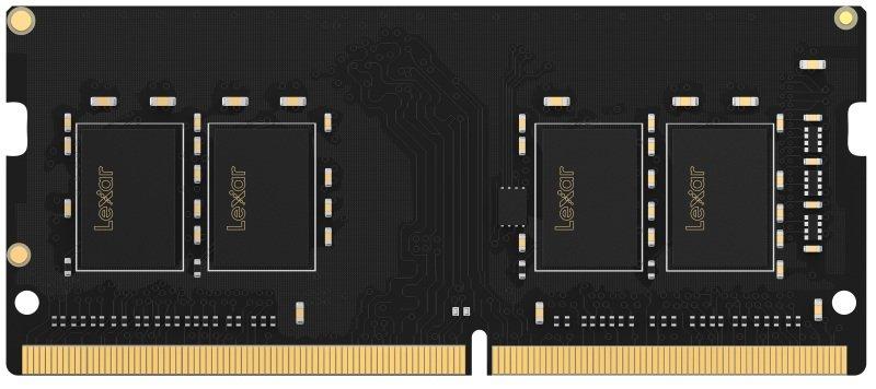 Lexar DDR4 8GB 3200Mhz SODIMM Laptop Memory £30.61 delivered at Ebuyer