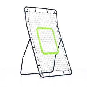 Rebounder Net for Sports Target Training 90x80x140cm now £22.49 delivered - mainland UK - Possible £21.25) , using code, @ Aosom