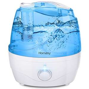 Homasy 2200mL Humidifier £20.61 Sold by Home Mall-EU and Fulfilled by Amazon