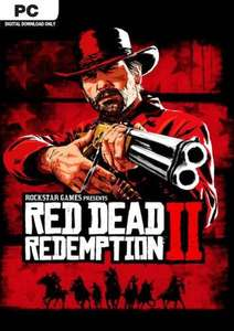 Red Dead Redemption 2 PC £26.99 at CDKeys