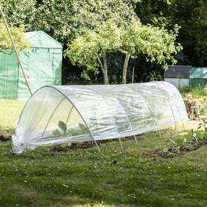 Harbour Housewares Vegetable Polytunnel - 1.2 x 5 x 0.6m £11.98 Delivered @ RINKIT