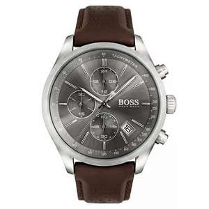 15% extra off on 40% off sale using code (e.g. BOSS Men's Stainless Steel strap chronograph watch for £140.25 delivered) @ Ernest Jones