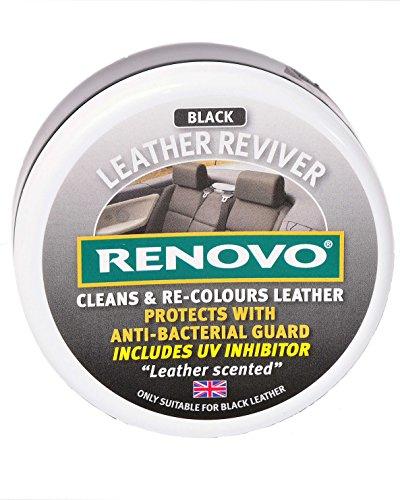 Renovo RLRBLA1147 Leather Reviver, Black, 200 ml, 200ml £10.42 Amazon Prime / £14.91 Non Prime