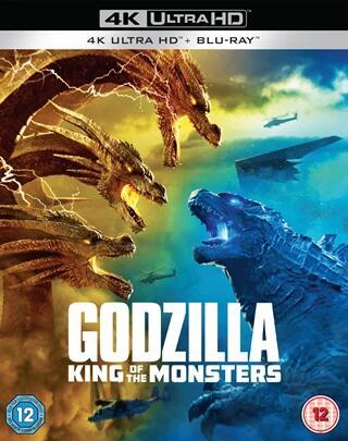 50% Off Godzilla, Kong & Pikachu 4K UHDs with code at HMV