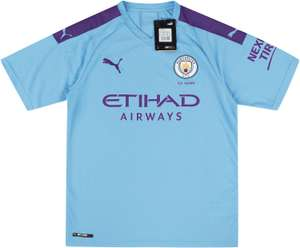 2019-20 Man City Home Shirt and others for £25.99 (inc P&P) @ Classic Football Shirts
