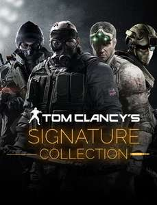 Tom Clancy Bundle Sale / Origin-4 for £6.86 / Splinter Cell-5 for £11.29 / Rainbow Six-6 for £17.80 / Signature-15 for £38.87 (PC) @Ubisoft