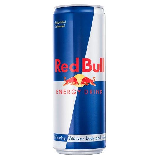 Red Bull 355ml £1.69 or 3 for £3.38 (using Meal Deal offer) instore @ Asda