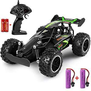 MOSFiATA G03063R 1:18 Scale 2.4Ghz Remote Control Car £17.99 with code - Sold by Alfreco-eu and Fulfilled by Amazon
