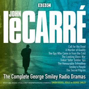 The Complete Smiley : John Le Carre (Radio Dramatization) Free Listen/Download @ Internet Archive