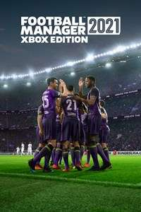 Football Manager 2021 Xbox Edition £23.99 (Play Anywhere Xbox/PC) @ Microsoft