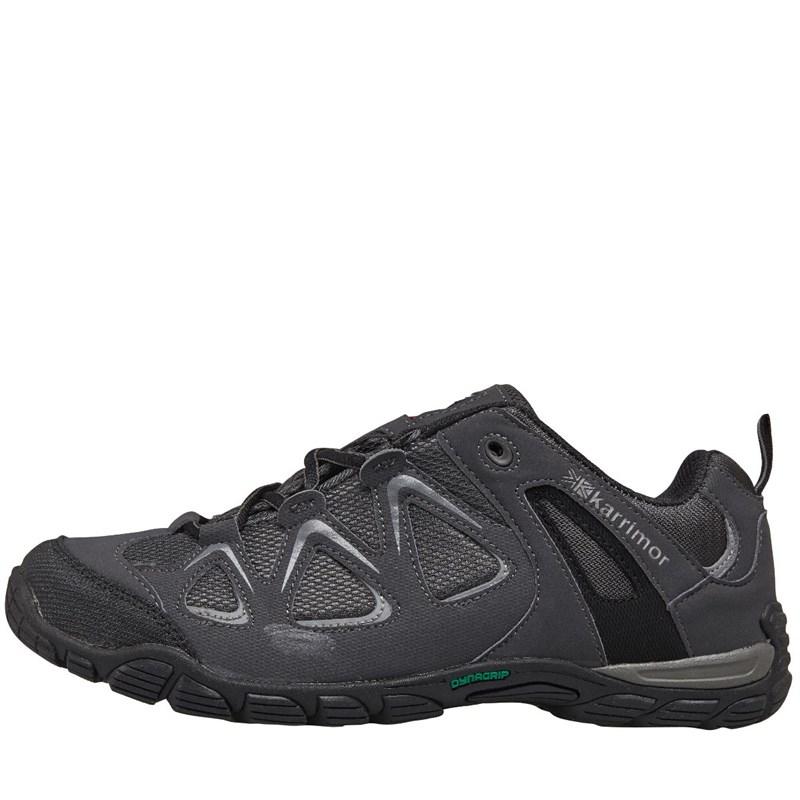 Karrimor Mens Galaxy Sport Hiking Shoes Grey/Black £24.98 Delivered @ MandM Direct