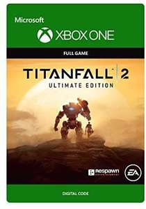 [Xbox One] Titanfall 2 Ultimate Edition - Download Code £3.74 @ Amazon