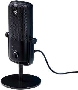 Elgato Wave 3 USB Condenser Microphone and Digital Mixing Solution - preorder £108.99 @ Amazon