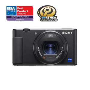 FREE Sony GP-VPT2BT Bluetooth Shooting Grip with Sony ZV-1 £699 @ Wilkinson cameras