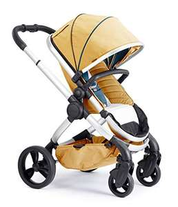 iCandy Peach Satin Nectar Pushchair and Carrycot Set £383.53 @ Amazon