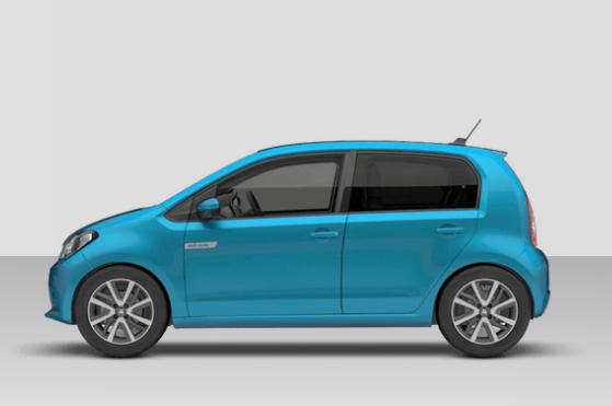 Seat Mii EV £185 + 35 x £185 = £6660 (£2220 per year) 6000 miles per year @ Pentagon motor group. LEASE.