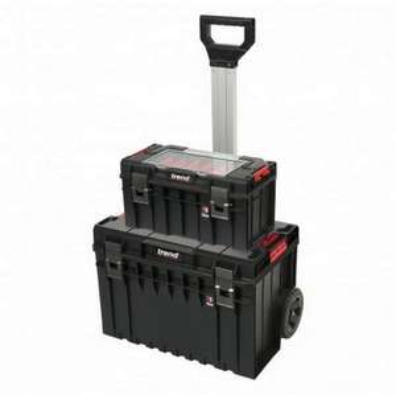 Trend ms/p/set2c pro modular storage 2 piece cart set £70.80 + £5.95 delivery @ Anglia tool center
