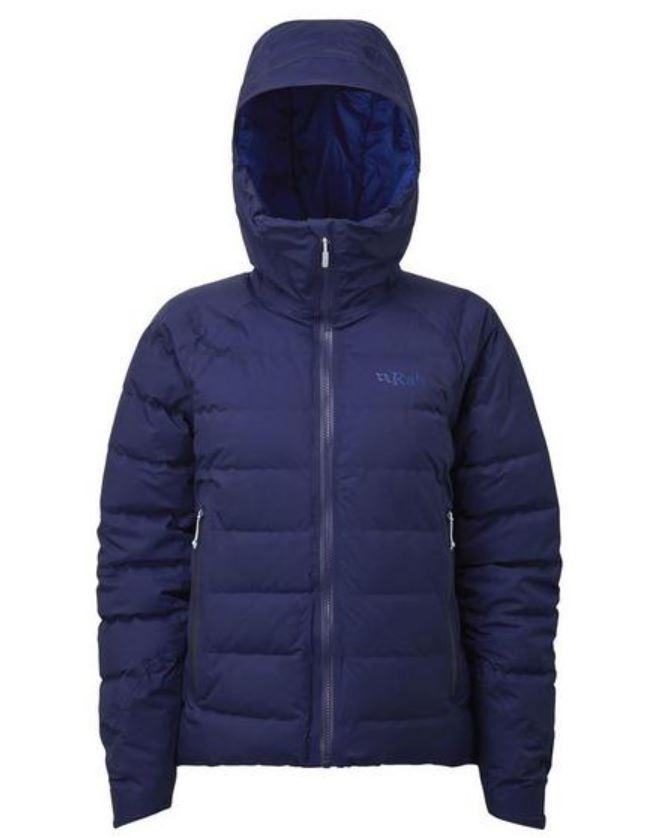 Rab Women's Valiance Down Jacket £214 at Go Outdoors Waterproof Down