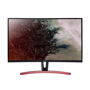 Acer ED273URP 27 inch WQHD Curved Monitor - (VA Panel, FreeSync, 144Hz, 4ms, 270 cd/m²) - £242 delivered @ Quzo