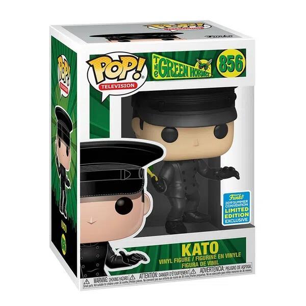 The Green Hornet: Pop! Vinyl Figure: Kato (SDCC 2019 Exclusive) - £5.99 (+£1 Delivery) @ Forbidden Planet