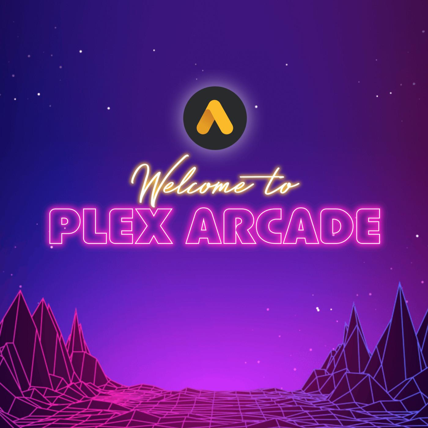 1 Month Free Plex Pass + 7 Days Plex Arcade Free Trial / £2.29 pm thereafter (using code) @ Plex