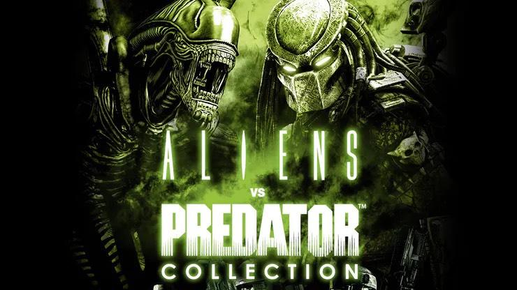 Aliens vs. Predator - Collection PC £2.87 @ Fanatical