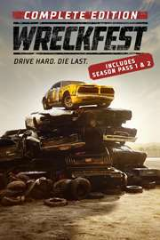 Wreckfest Complete Edition [Xbox One / Series X/S - via VPN] £13.99 @ Xbox Store Brazil