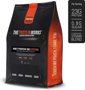 The protein works - Whey Protein 360 extreme 2.4KG £36 with code @ Clearnce Shed