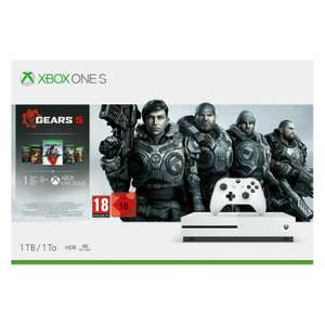 Microsoft Xbox One S 1TB Gears 5 Bundle [Grade A Refurbished] £142.99 delivered @ Argos eBay