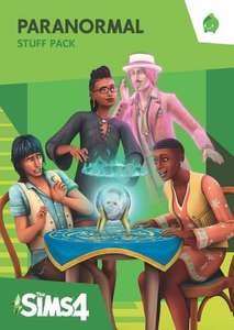 The Sims 4: Paranormal Stuff Pack PC £8.99 CDKeys