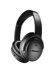 Bose QuietComfort 35 II Black Over-Ear Wireless Bluetooth NFC Headphones With Mic/Remote For £199 Delivered @ John Lewis & Partners
