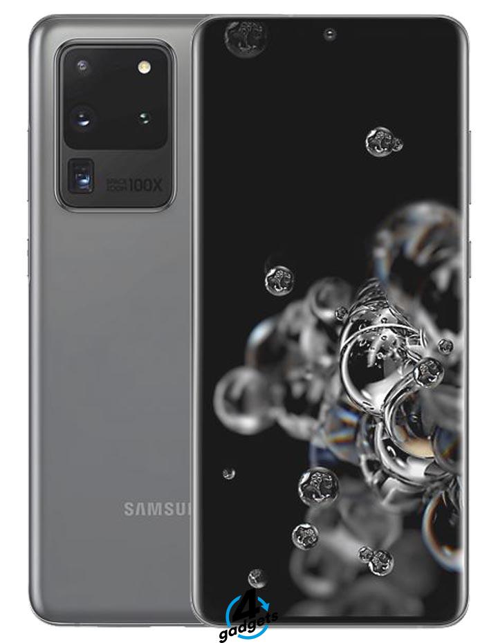 Samsung Galaxy S20 Ultra 5G Black - £640 delivered (grade b) @ cex