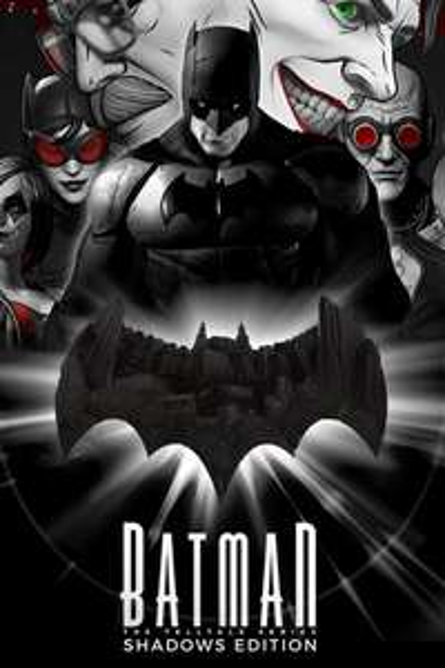 Telltale Batman Shadows Edition PS4 - £7.49 @ Playstation Network