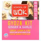 School Of Wook Bao Bun Kit or Ginger & Garlic Gyoza Kit £2.33 (Min spend / delivery fee applies) @ Waitrose & Partners