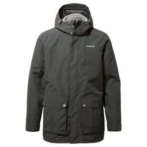 Ricon 3 in 1 Jacket - Black Pepper / Soft Grey Marl £49.85 (incl P&P) + Possible 11% TCB @ Craghoppers