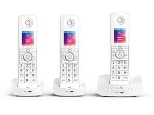 BT Premium Voice Control Cordless Phone - Three handsets - £79.99 @ BT Shop
