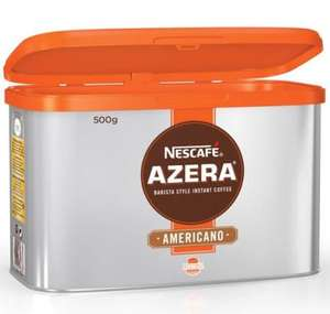 Nescafé Azera Americano 500g tin - £15 @ Choice Stationery