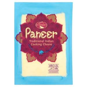 Everest Paneer Indian Cooking Cheese 226g - £1 @ Waitrose & Partners (Min Basket / Delivery Fee applies)