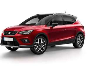 24 month Lease (1+23) - Seat Arona Hatchback 1.0 TSI 110 FR [EZ] 5dr - 8k miles p/a - £228.99pm + no admin = £5,495.76 @ Leasing Options