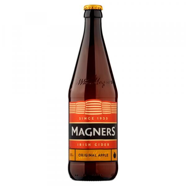 Magners original 568ml bottles of cider £1 instore at Home Bargains Tamworth