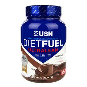USN Diet Fuel Powder Chocolate 1kg £14.40 (£2.99 delivery)