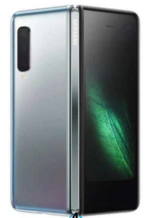 Samsung galaxy fold 5g silver/black - £639.99 (grade good) @ 4Gadgets
