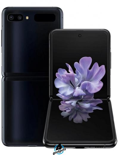Samsung Galaxy Z Flip Smartphone Mirror Black 'Good Condition' £574.99 @ 4gadgets