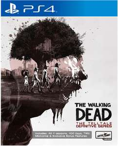 The Walking Dead: The Telltale Definitive Series (PS4) - £18.39 Delivered @ Base
