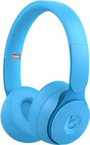 Beats Solo Pro On-Ear Wireless Headphones - Light Blue, A Grade £115 at CeX